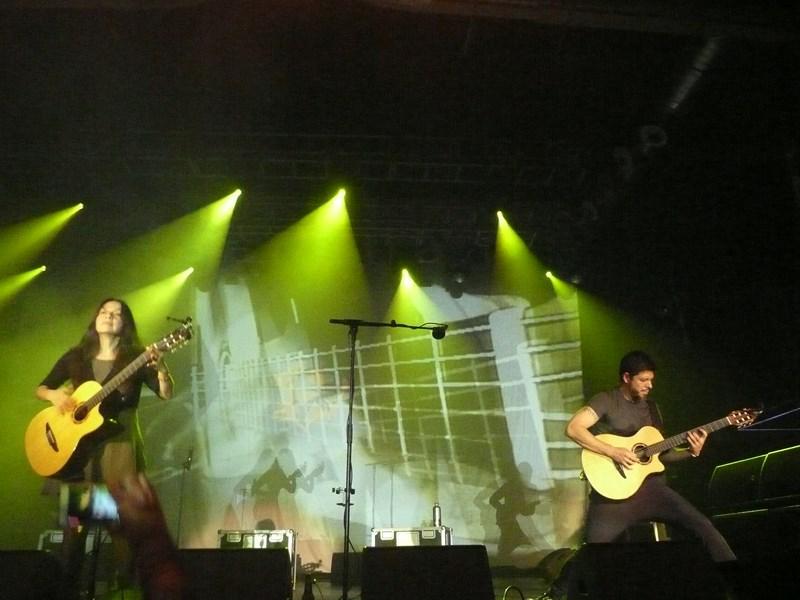 Rodrigo y Gabriela Barcelona 2016 27