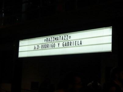 Rodrigo y Gabriela Barcelona 2016 31