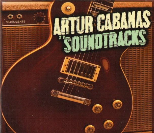 Artur Cabanas - Soundtracks CD Cover
