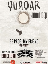 BE PROG! MY FRIEND PRE PARTY 2016