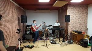 Inauguración RockSchool BCN 02