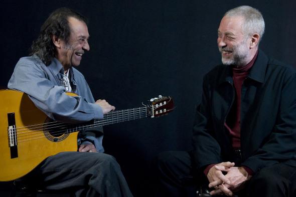 Pepe Habichuela y Dave Holland