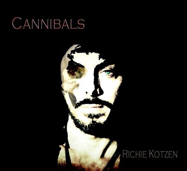 Richie Kotzen Cannibals CD Cover