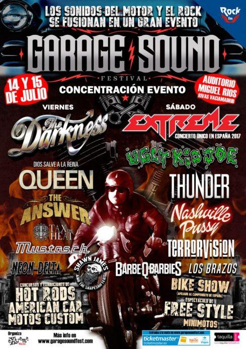 Garage Sound Festival 2017