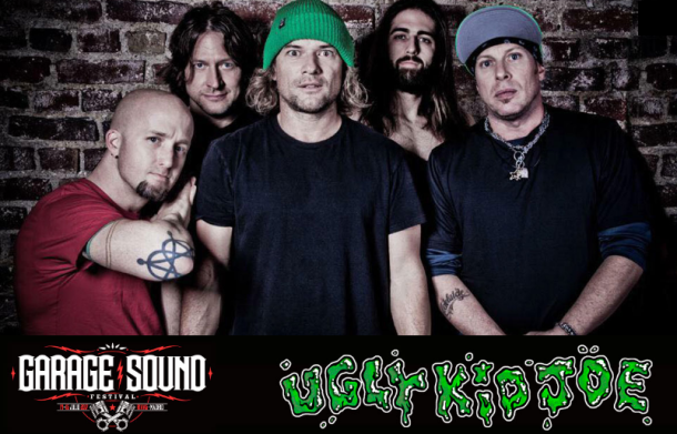 Ugly Kid Joe 2017