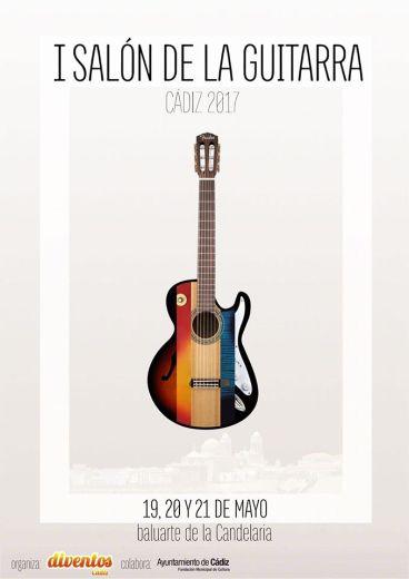 I Salon de la guitarra de cadiz