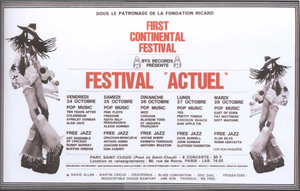 The Actuel Rock Festival 02
