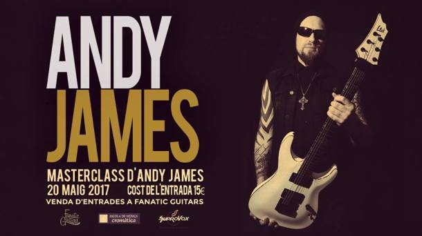 Andy James BCN Poster clinic 02