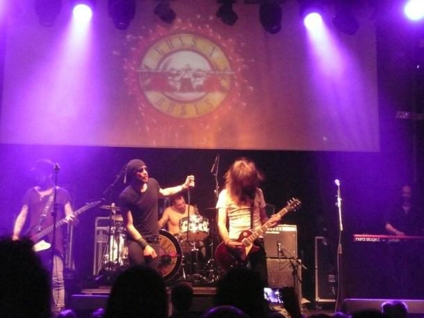 Rock en Familia Gansos Rosas 01