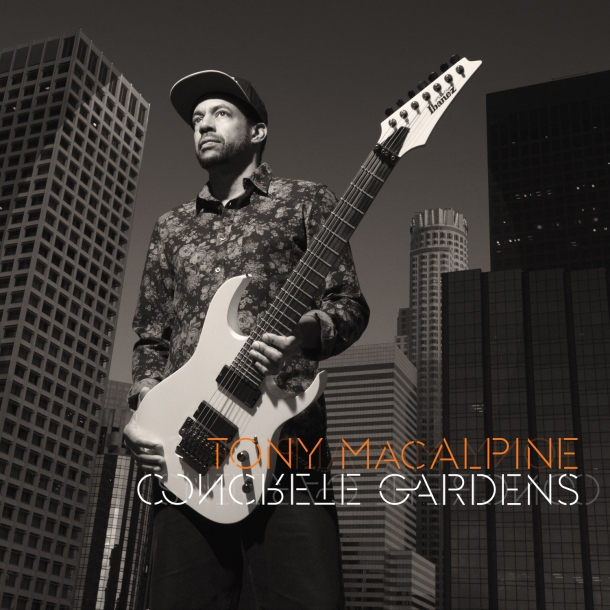 TM Concrete Gardens CD Cover