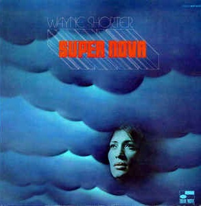 Wayne Shorter Super Nova CD cover