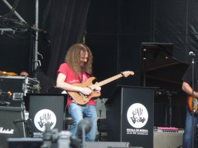 Guthrie Govan & Jam Session Big Band BCN 2017 03