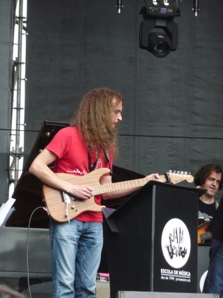 Guthrie Govan & Jam Session Big Band BCN 2017 05