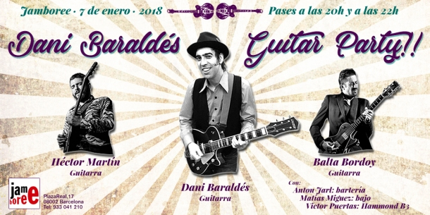 cartell-guitar-party