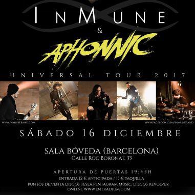 Inmune BCN 2017