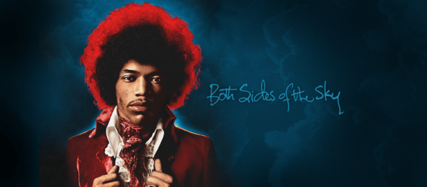 Jimi Hendrix Both Sides of the Sky horizontal