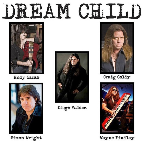 Dream Child first promo