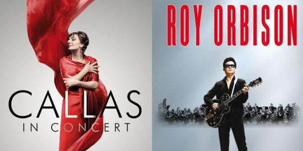Maria Callas Roy Orbison
