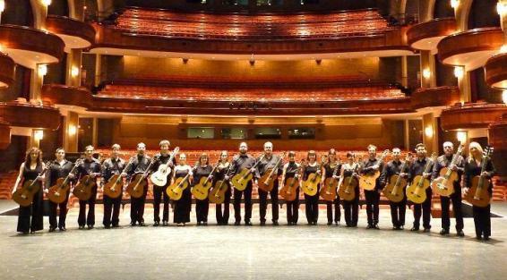 Orquesta de Guitarres de Barcelona