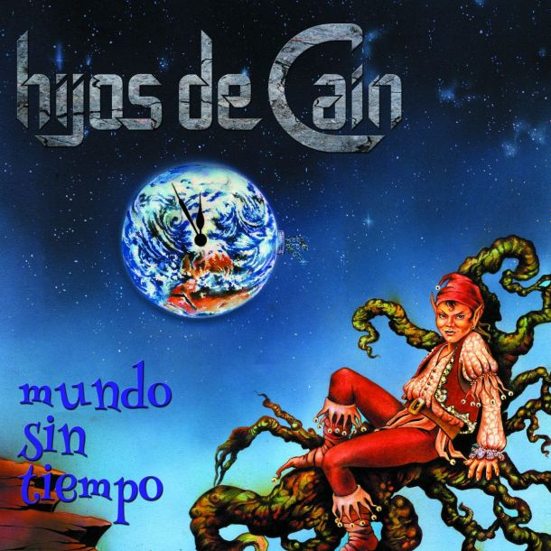Hijos de Caín CD COver
