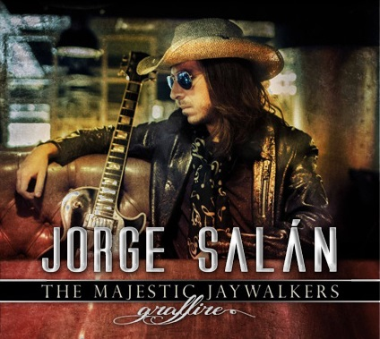 Jorge Salan graffire CD COVER