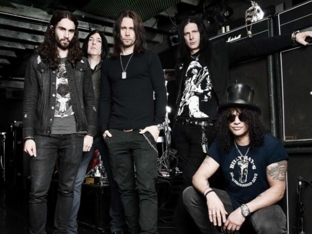 Slash feat. Myles Kennedy & The Conspirators 2018