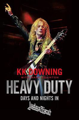 K.K. Downing biografía