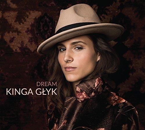 Kinga Glyk Dream CD Cover