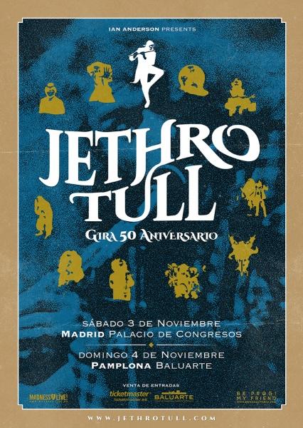 Jethro Tull 2018