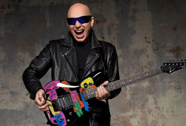 Joe Satriani what happens next promo 02