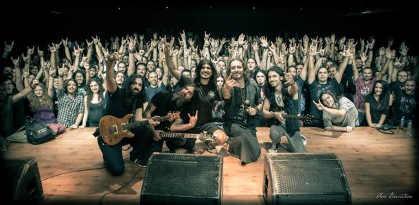 Orphaned Land 2018