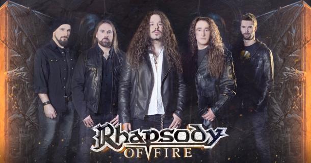 Rhapsody of Fire 2018