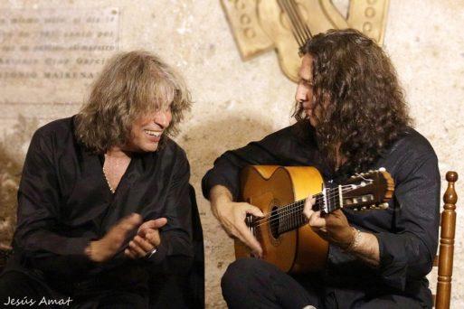 Tomatito y José Mercé