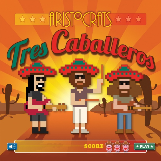 The Aristocrats Tres Caballeros CD Cover.jpg
