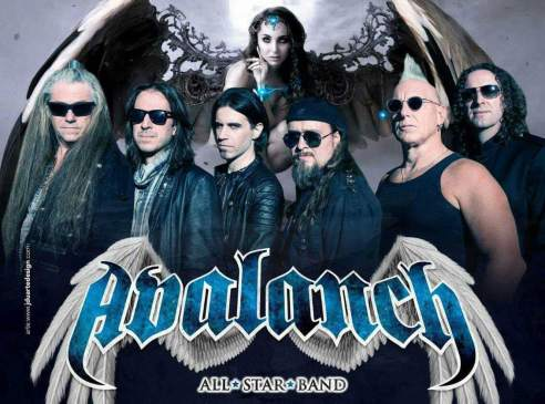 Avalanch All Star Band 2018