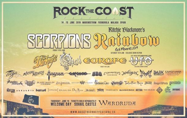 Rock The Coast 19