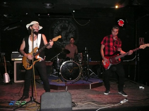 Demian Band BCN '15 02