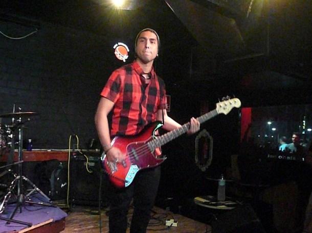 Demian Band BCN '15 16