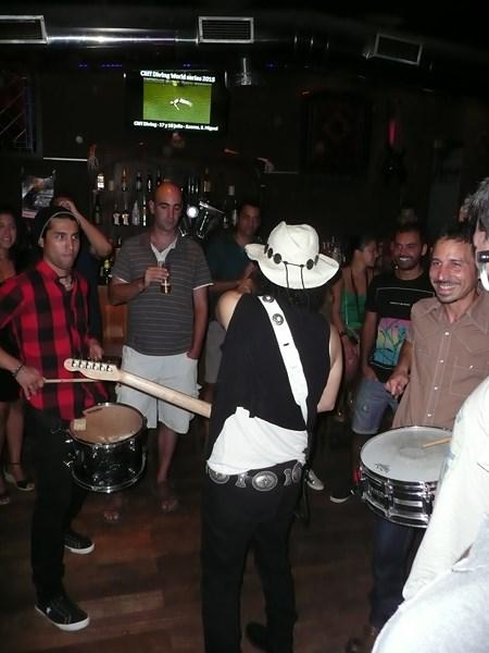 Demian Band BCN '15 20