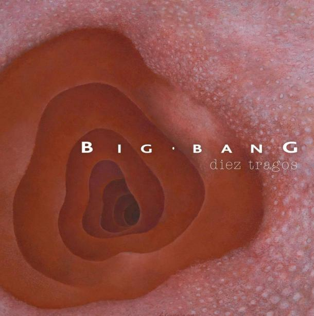 Big Bang Diez tragos CD Cover