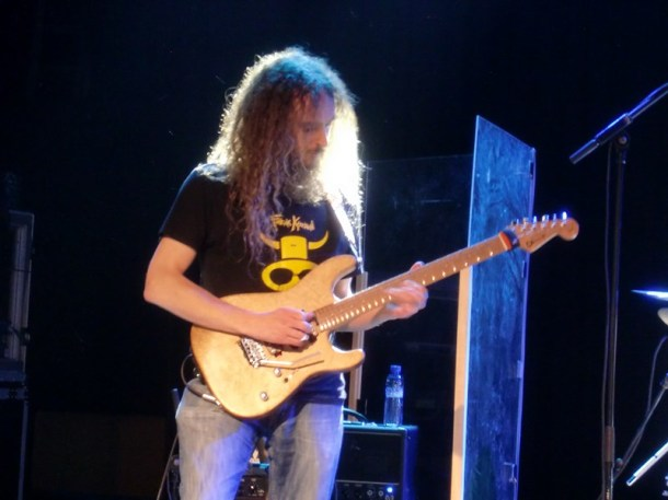 The Aristocrats BCN 2014 05