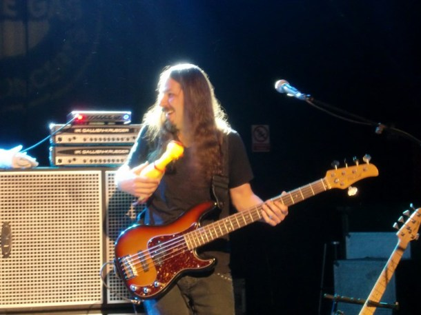 The Aristocrats BCN 2014 08