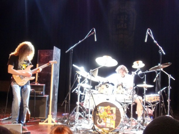 The Aristocrats BCN 2014 11