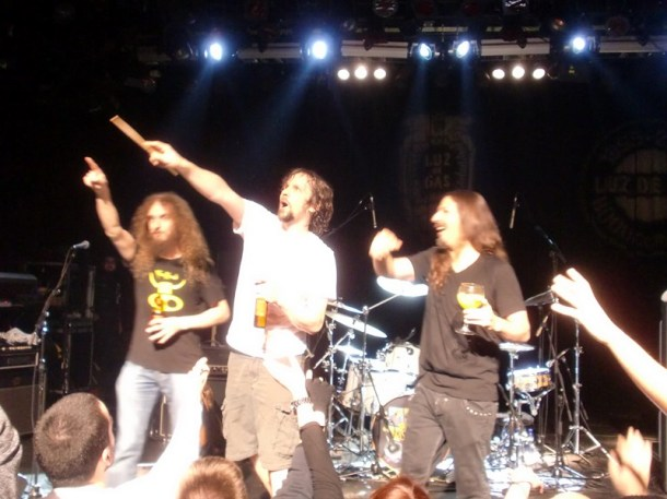 The Aristocrats BCN 2014 12