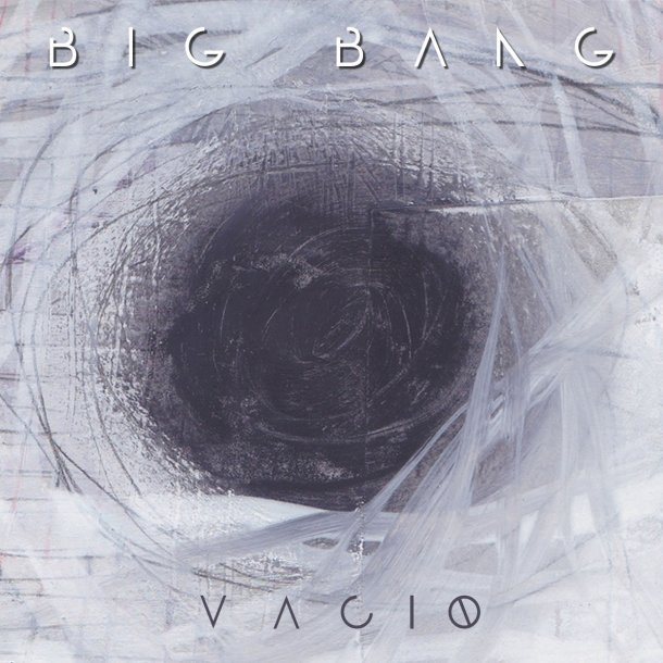 Big Bang Vacío CD Cover
