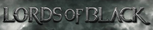 lORDS OF bLACK LOGO