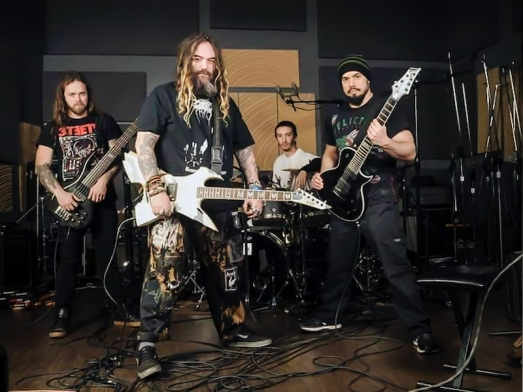 Soulfly 2018