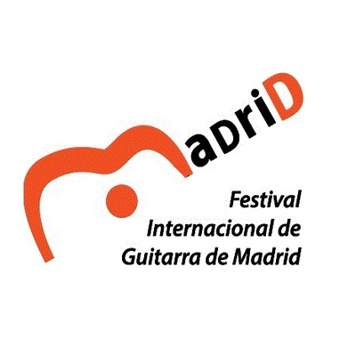 Festival de Guitarra de Madrid logo