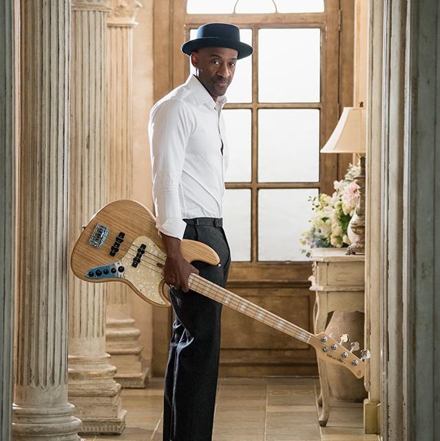 Marcus Miller Laid black promo 01