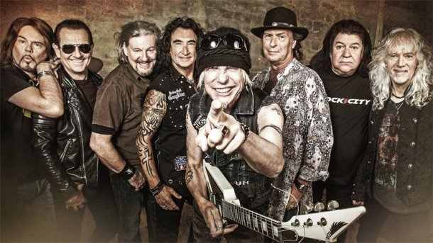 Michael Schenker Fest band 2019